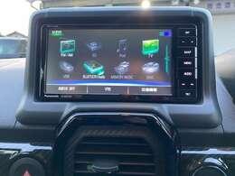 Panasonic CN-RE07WD SDカーナビステーションお付けしました!