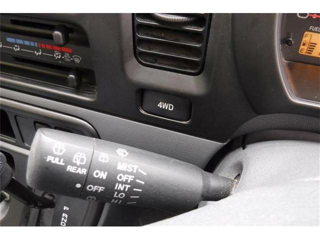 4WDスイッチです。