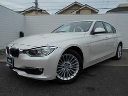 BMW 3シリーズ 320d ラグジュアリー ベージュ革ACC社外DTVドラレコ1オナ認定車