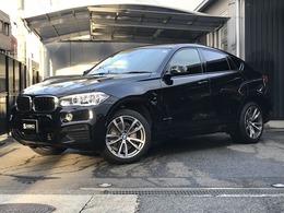 BMW X6 xドライブ 35i Mスポーツ 4WD 電動トランク電動シ-トコンフォ-トアクセス