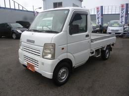 スズキ キャリイ 660 KCエアコン 3方開 4WD 5速マニュアル