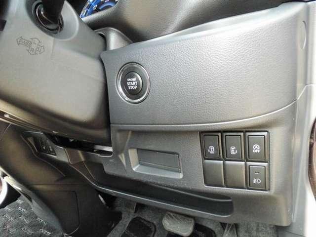 両側電動スライドドアスイッチです 運転席しーとひーたー付き