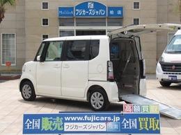 ホンダ N-BOX+ 660 G 車いす仕様車 福祉車輌 スロープ メモリーナビ