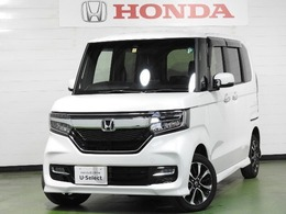 ホンダ N-BOX カスタム 660 G L ホンダセンシング 4WD サポカーS