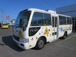トヨタ コースター 幼児バス 3+39/1.5人