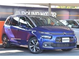 シトロエン グランドC4ピカソ フィール ブルーHDi ディーゼルターボ 1年保証付 200台限定 1オナ 地デジナビ