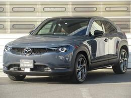 マツダ MX-30 2.0 試乗車アップカー AWD BOSE