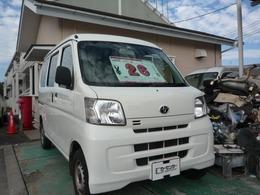 トヨタ ピクシスバン 660 デラックス ハイルーフ