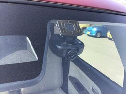 安心のドライブレコーダーを装備しています♪