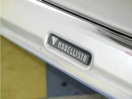 「モデリスタエアロ」 見た目の良さだけでなく、燃費改善効果も期待出来ます!