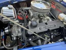 フォードレーシング302cui 5000ccエンジン。MAX TORQUE 310LB-FT
