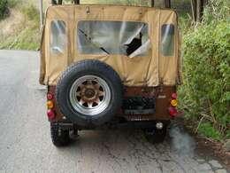 渋いカッパーブラウンオリジナル車を今年こそ楽しんでみませんか!!