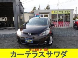 マツダ デミオ 1.3 13C 4WD CD.キーレス