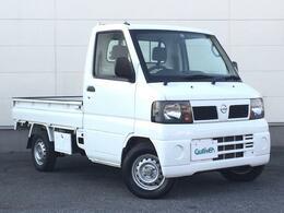日産 クリッパートラック 660 DX 純正オーディオ エアコン パアステ