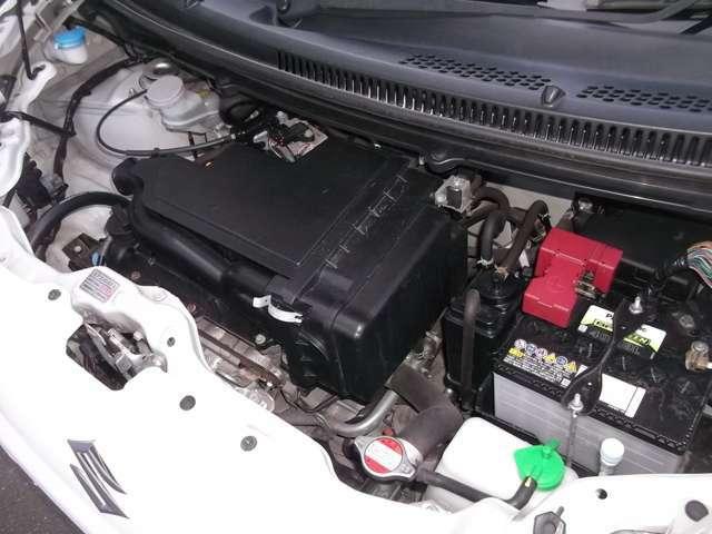 エンジンオイル・オイルエレメントは納車前に新品と交換します!