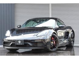 ポルシェ 718ケイマン GTS GTSインテリア&カーボンインテリア