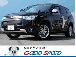 三菱 アウトランダーPHEV 2.0 G セイフティパッケージ 4WD 急速充電 AC100 Rクルーズ パワーバック