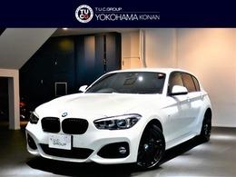 BMW 1シリーズ 118i Mスポーツ エディション シャドー 1オナ ACC 茶革 前後PDC タッチナビ2年保証