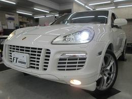ポルシェ カイエン GTS ティプトロニックS 4WD ディーラー車 ベージュ革