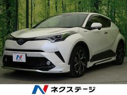 トヨタ C-HR ハイブリッド 1.8 G LED エディション モデリスタエアロ セーフティセンス 禁煙