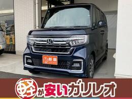 ホンダ N-BOX カスタムL 新型★届出済未使用車★