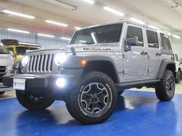 ジープ ラングラー アンリミテッド ルビコン ハードロック 4WD 限定車 リフトアップ LEDライト ナビ