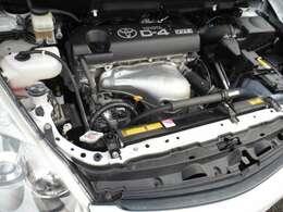 ノア&ヴォクシーでも評価の高い2.0Lエンジン。車重がウイッシュの方が軽い為、常時7人乗るという?方じゃなければエコに乗れるウイッシュ。現在においてもスムースに軽快な走りをみせてくれる個体です。