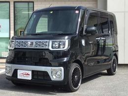 ダイハツ ウェイク 660 X SA 黒革調シートカバー装着車