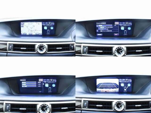 便利なHDDナビ搭載!!モニターは奥行きのある位置に設置されておりますので、視認性が良くおしゃれなデザインとなっております。
