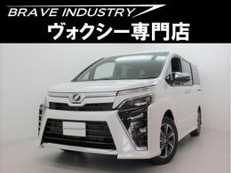 トヨタ ヴォクシー 2.0 ZS 煌II 新車7人乗り 衝突防止安全ブレ-キ 両電スラ