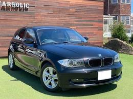 BMW 1シリーズ 120i ハイラインパッケージ HDDナビ フルセグTV 革シート ETC
