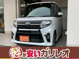 ダイハツ タント カスタムXセレクション★衝突軽減ブレーキ★