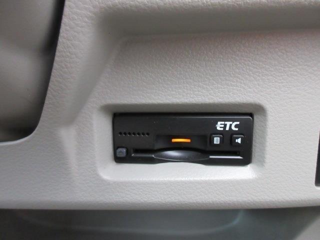 『ETC』付きなので、高速道路の料金所もノンストップで通過する事ができます。