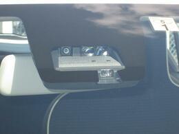 デュアルセンサーブレーキサポート装着車 誤発進抑制機能・車線逸脱警報・ふらつき警報・先行車発進お知らせ・リヤパーキングセンサー