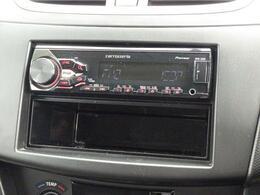 AM/FMラジオやUSB音楽再生が可能な オーディオを装備しています。