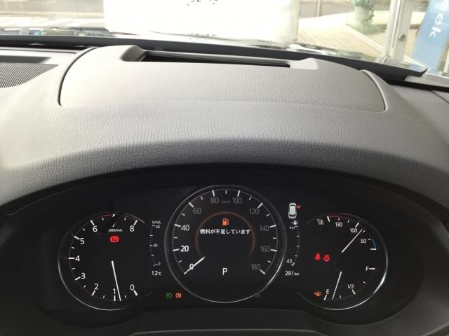 進化したアクティブドライビングディスプレイ♪エンジンONで運転席フロントガラスに情報が投影され、視線移動と焦点調節を軽減。交通標識認識システム(TSR)による標識などもカラーで表示されます♪