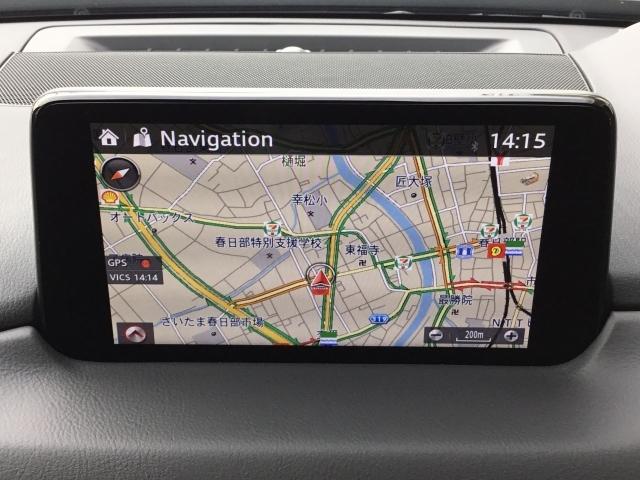 マツダコネクトはソフトウェアをアップデートでき、常に最新のサービスを利用できるコネクティビティシステムです♪CD&DVDビデオ再生OK、USB端子×2、AUXミニジャック、Bluetooth付き♪