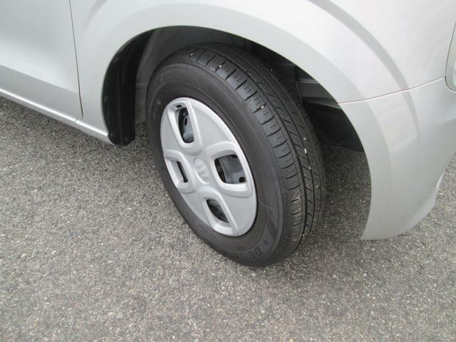 タイヤ溝の確認もお忘れなく!