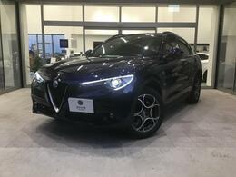 アルファ ロメオ ステルヴィオ 2.2 ターボ ディーゼル Q4 スポーツパッケージ 4WD ディーゼルエンジン 新車保証継承