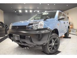 日産 エクストレイル 2.0 Xt 4WD アウトドア アルミ アップサス 全塗装済