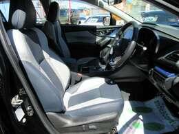 専用インテリア&専用本革シート搭載♪ アドバンス専用本革シート搭載で快適なドライブをサポートしてくれます♪