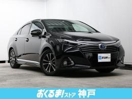 トヨタ SAI 2.4 G Aパッケージ プリクラッシュ レーダークルーズ SDナビ