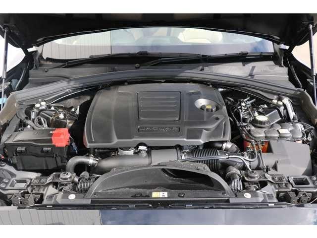 2.0P ガソリンエンジン