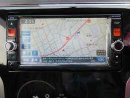メモリーナビ(MC313D-W)、TV(フルセグ)。