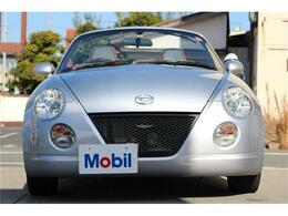 軽自動車でありながらスポーティでオシャレな外観スタイルが特徴です♪オープンスタイルでドライブしてみませんか♪