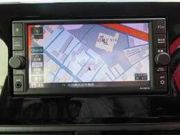 メモリーナビ(MJ120D-W)、TV(フルセグ)。