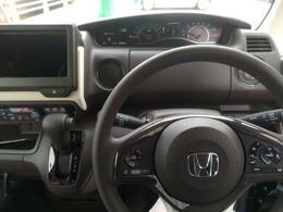 ホンダセンシング付きです!軽自動車にも安心をプラスします。