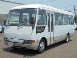 三菱ふそう ローザ 4.9ディーゼル バス 29人乗り 自動ドア付き