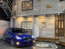 スバル レガシィB4 2.5 i アイサイト tS 4WD 300台限定車/本州仕入れ/STIコンプリート
