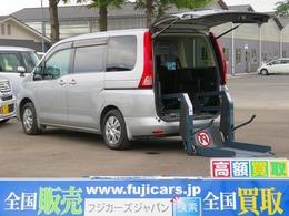 日産 セレナ 2.0 20S チェアキャブ リフタータイプ 6名乗車 リフタ- 左足アクセル付 左Pスラ